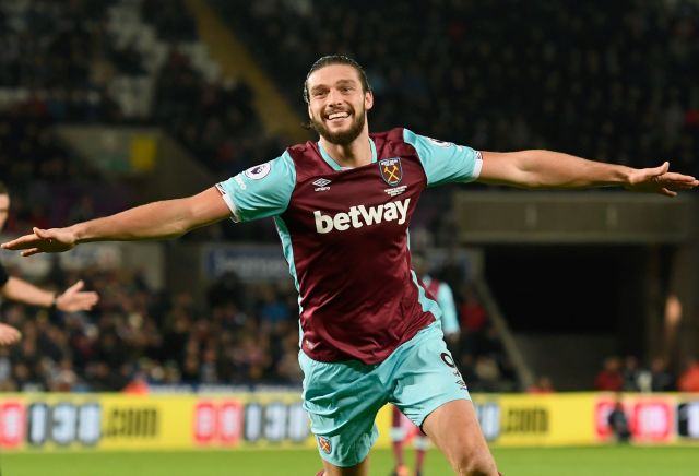 Andy Carroll stakes World Cup claim with late strike