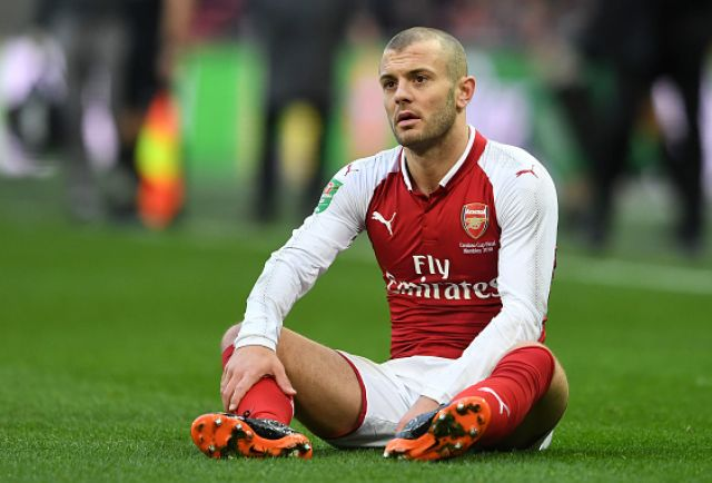 Wilshere to MISS OUT on Russia World Cup