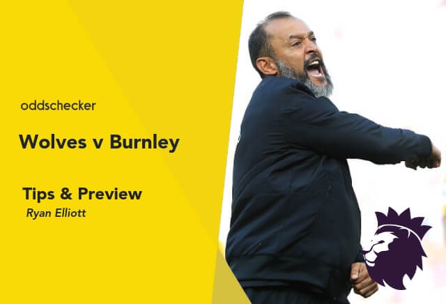 Wolves v Burnley Tips & Betting Preview