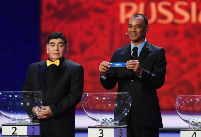 World Cup Draw 2018: Winners and Losers