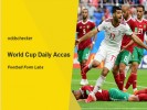 World Cup Daily Accas