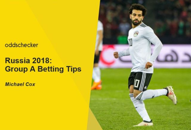 Russia 2018: Group A Betting Tips