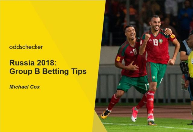 Russia 2018: Group B Betting Tips
