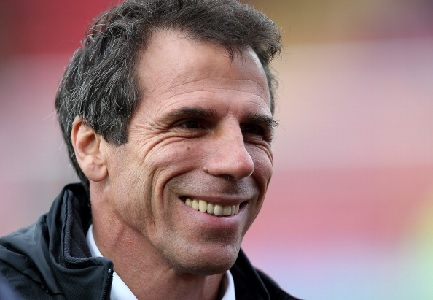 Zola backed into 1/2 to be Hull City's next manager