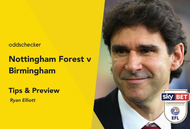 Nottingham Forest v Birmingham Betting Tips & Preview