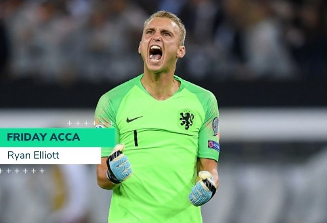 Friday Nations League Accumulator Tips