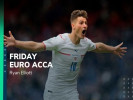 Euro 2020 Accumulator Tips: Friday 5/2 Double