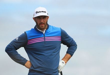 Punters gamble on Dustin Johnson to be fit for The Masters