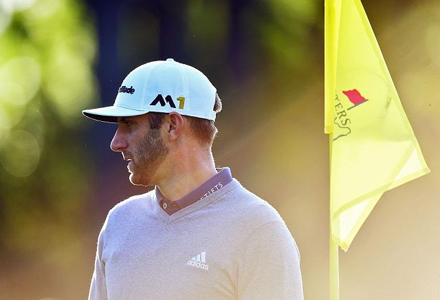 Who are punters backing to win The Masters?