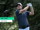 The American Express First Round Leader Tips