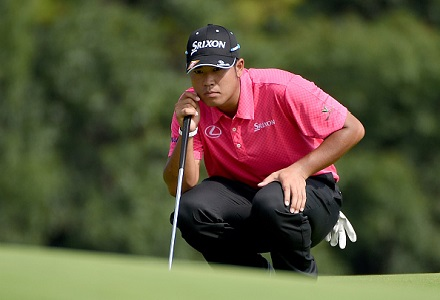 Consistent Matsuyama safest World Challenge bet