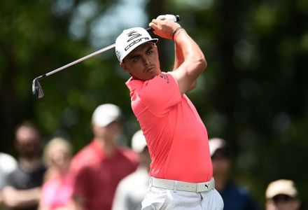 Masters bettors back Rickie Fowler after first round -8 in Houston