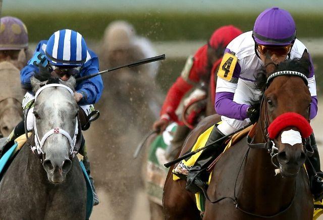 gulfstream park horse racing oddschecker betting
