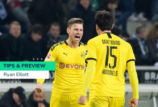 Paderborn vs Borussia Dortmund Tips, Preview & Prediction