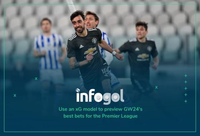 Infogol Premier League Tips: GW25 Predictions, xG Analysis & Statistics