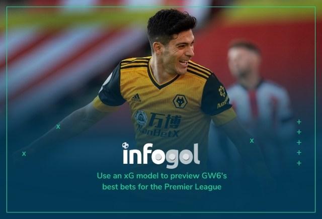 Infogol Premier League Tips: GW6 Predictions, xG Analysis & Statistics