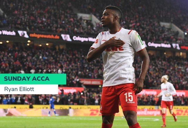 Sunday Bundesliga Accumulator