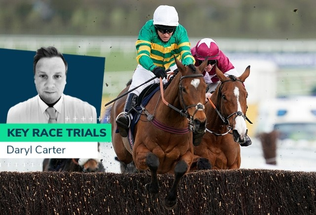 Marsh Novices' Chase: The key race trials