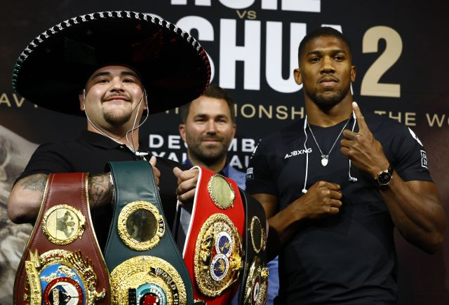 Anthony Joshua vs Andy Ruiz Jr 2 Betting Tips & Preview