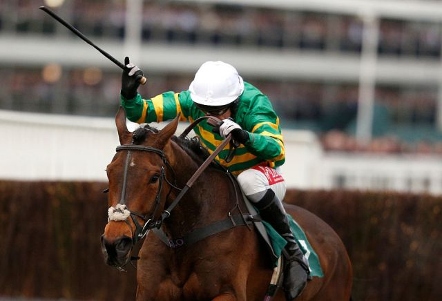 Minella Rocco targets Grand National success