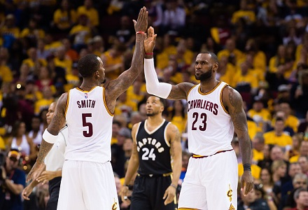 Cleveland Cavaliers @ Toronto Raptors Betting Tips