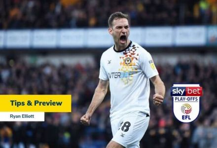 League Two Play-Off Final Tips & Betting Preview