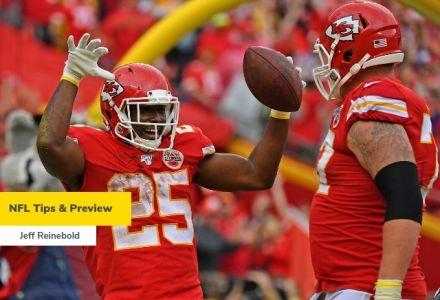 Jeff Reinebold's NFL Week 4 Tips