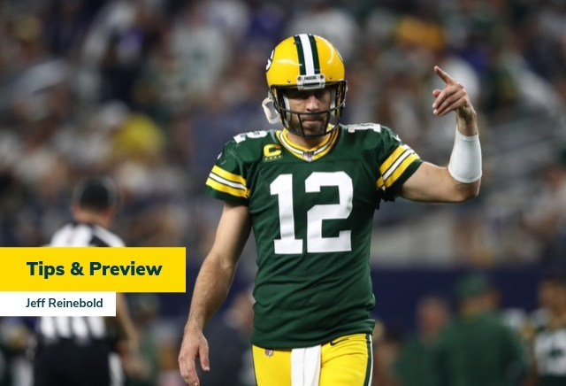 Jeff Reinebold's NFL Week 6 Betting Tips