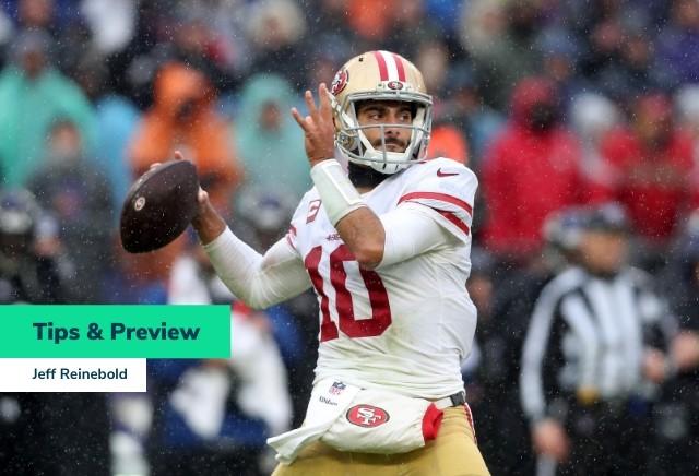Jeff Reinebold's NFL Week 14 Betting Tips