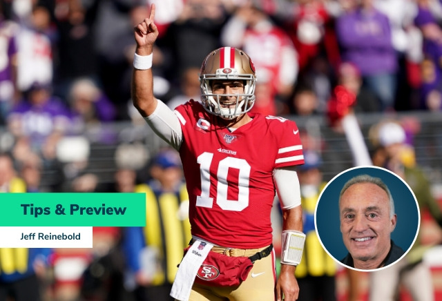 Jeff Reinebold's NFC Championship Tips & Preview: 49ers v Packers
