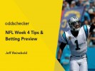 Jeff Reinebold's NFL Week 4 Tips & Betting Preview