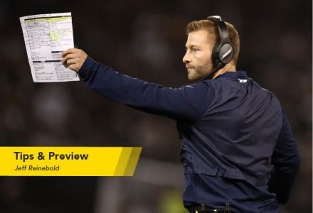 Jeff Reinebold's NFL Week 6 Tips & Betting Preview