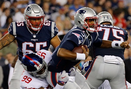 Patriots @ Saints Betting Tips & Preview