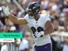 Jeff Reinebold's NFL Week 10 Tips