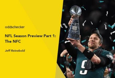Jeff Reinebold's NFL Season Preview Part 1: The NFC