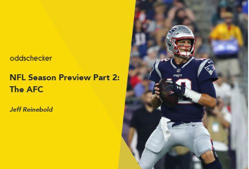 Jeff Reinebold's NFL Season Preview Part 2: The AFC