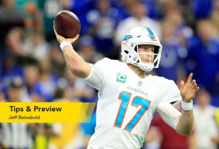Jeff Reinebold's NFL Week 13 Betting Tips & Preview