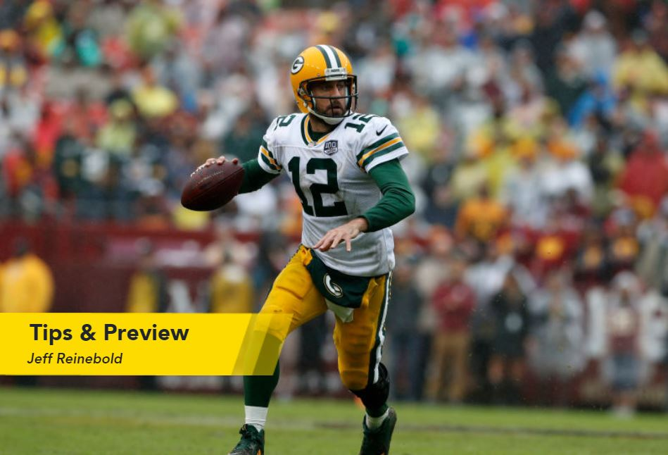 Jeff Reinebold's NFL Week 5 Tips & Betting Preview