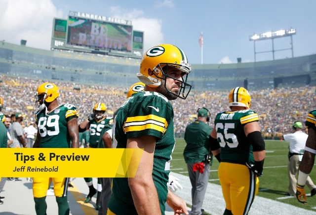 Jeff Reinebold's Week 7 Tips & Betting Preview