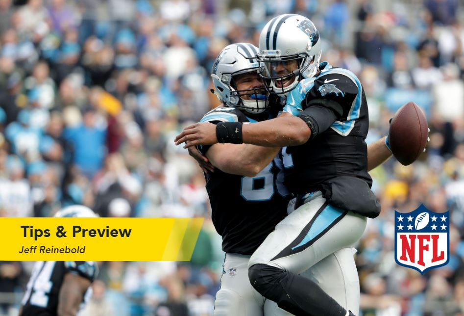 Jeff Reinebold's NFL Week 9 Tips & Betting Preview