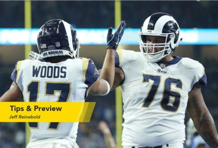 Jeff Reinebold's NFL Week 14 Betting Tips & Preview
