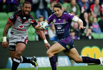NRL - Round Two Sunday & Monday Games