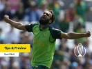 Pakistan v South Africa Tips & Betting Preview
