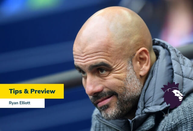 Crystal Palace v Man City Tips & Betting Preview