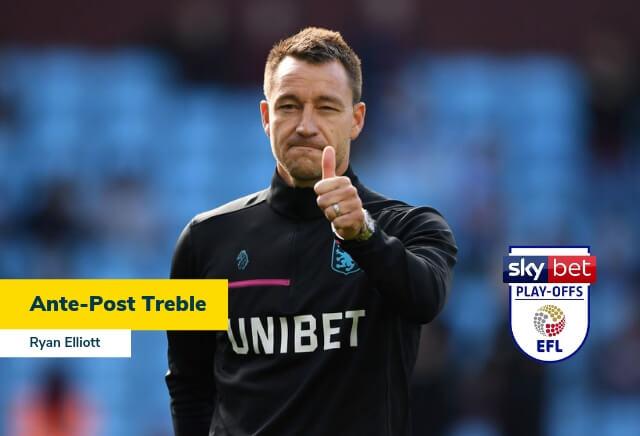EFL Play-Offs Ante-Post Treble