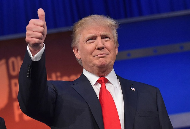 How to get 16/1 on Donald Trump becoming President