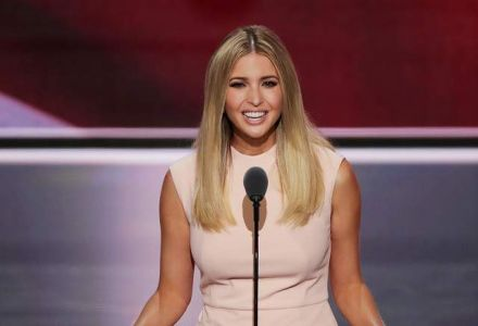 Ivanka Trump shortens to be the next US President