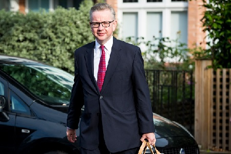 Michael Gove to run for Conservative leadership: Opening odds