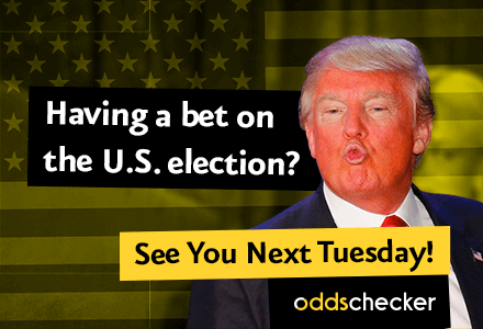 How to get 8/1 on Doanld Trump becoming President