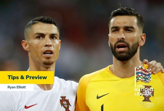 Portugal v Switzerland Tips & Betting Preview